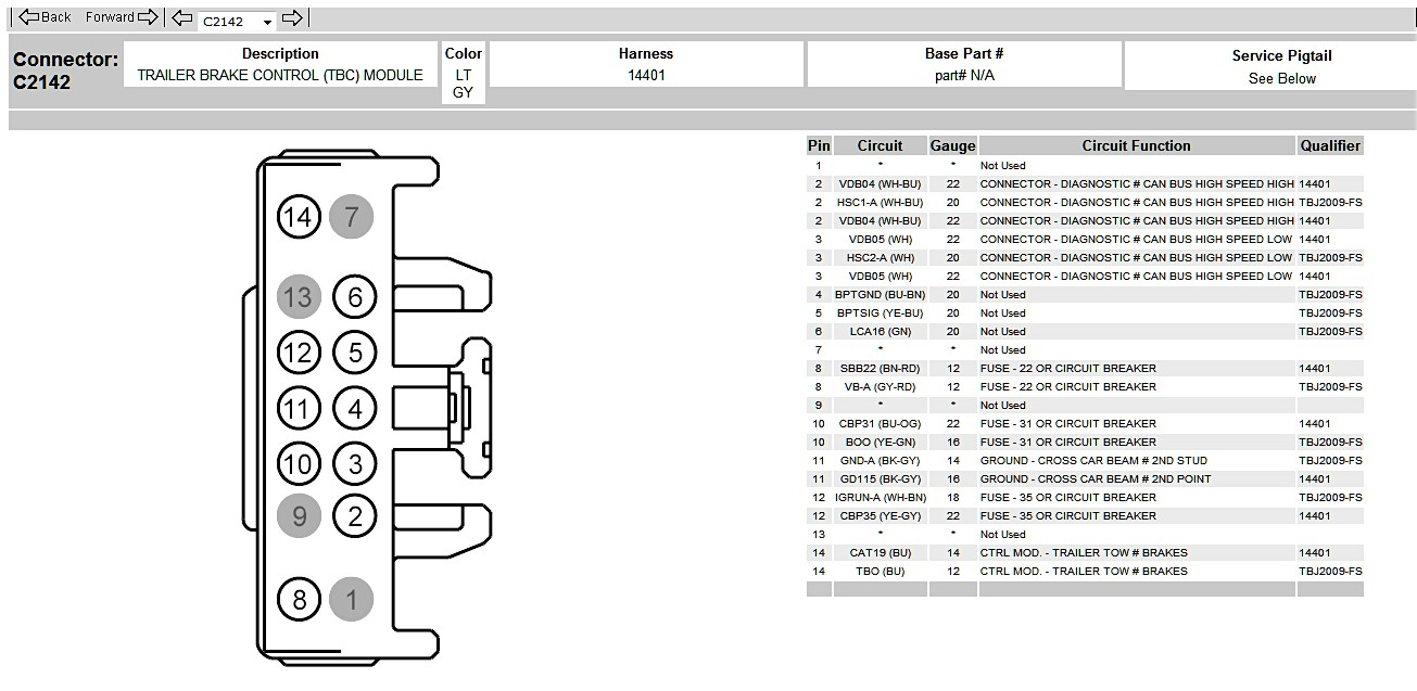Electric Brake Controller Wiring Diagram Trailer And