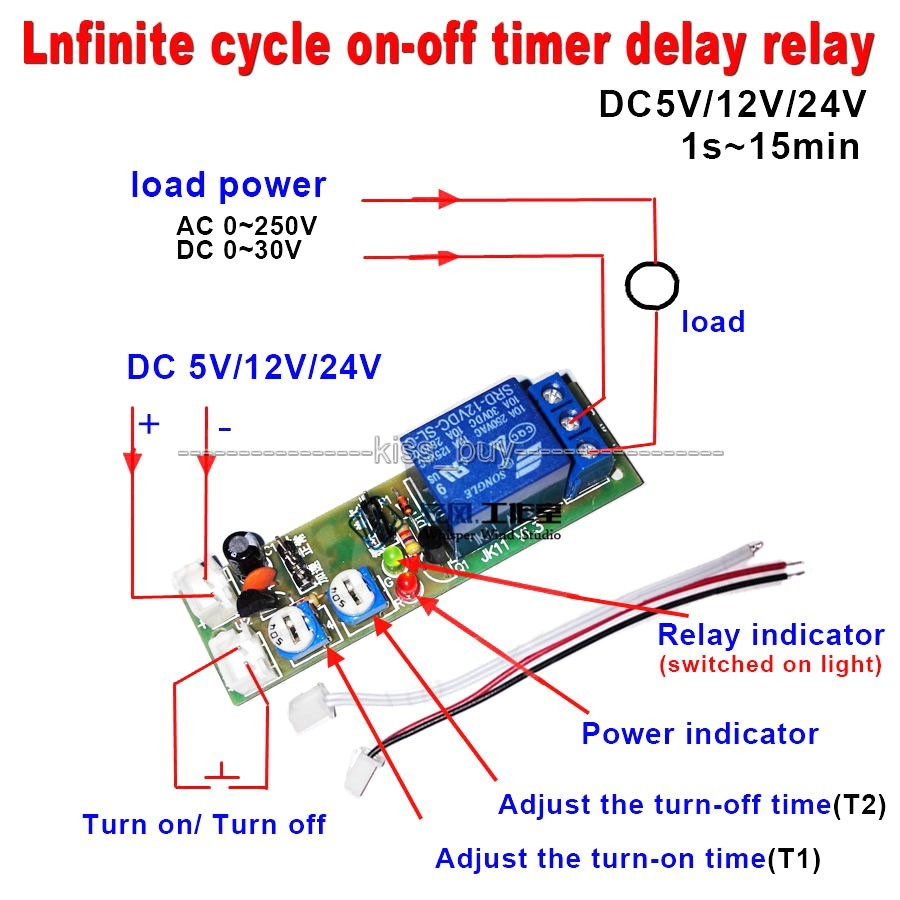 Attractive Time Delay Relay Wiring Diagram Picture Collection