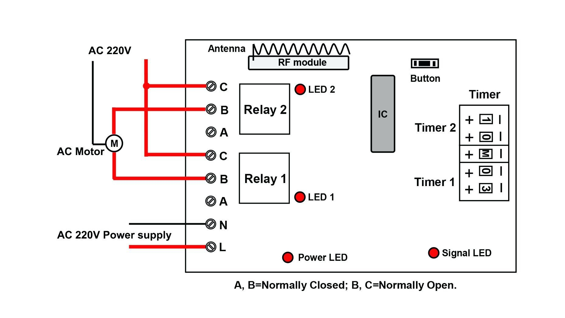 Electrical Symbol For Latching Relay Wiring Diagram And Interposing Industrial Electronicswiring Schematic