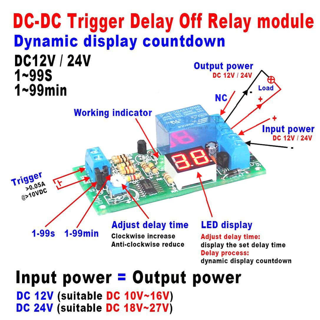 Relay Module Wiring Diagram Altronix Timer Time Delay Unique Image