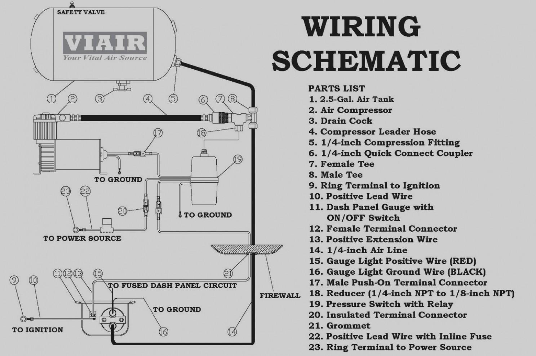 Horn Blaster Wiring Diagram