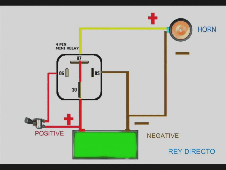 latest horn relay wiring diagram car diagrams wiring diagrams rh wiringdiagramstemplates me 12 Volt Relay Wiring Diagrams Hella Horn Wiring Diagram