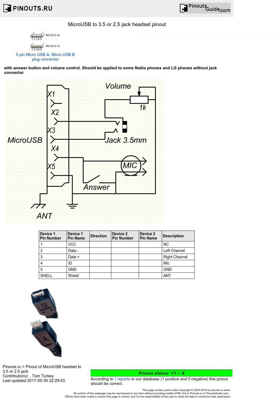 3 5 Mm Jack Wiring Diagram Awesome Rode Sc3 3 5mm Trrs to Trs Adaptor for Smartlav