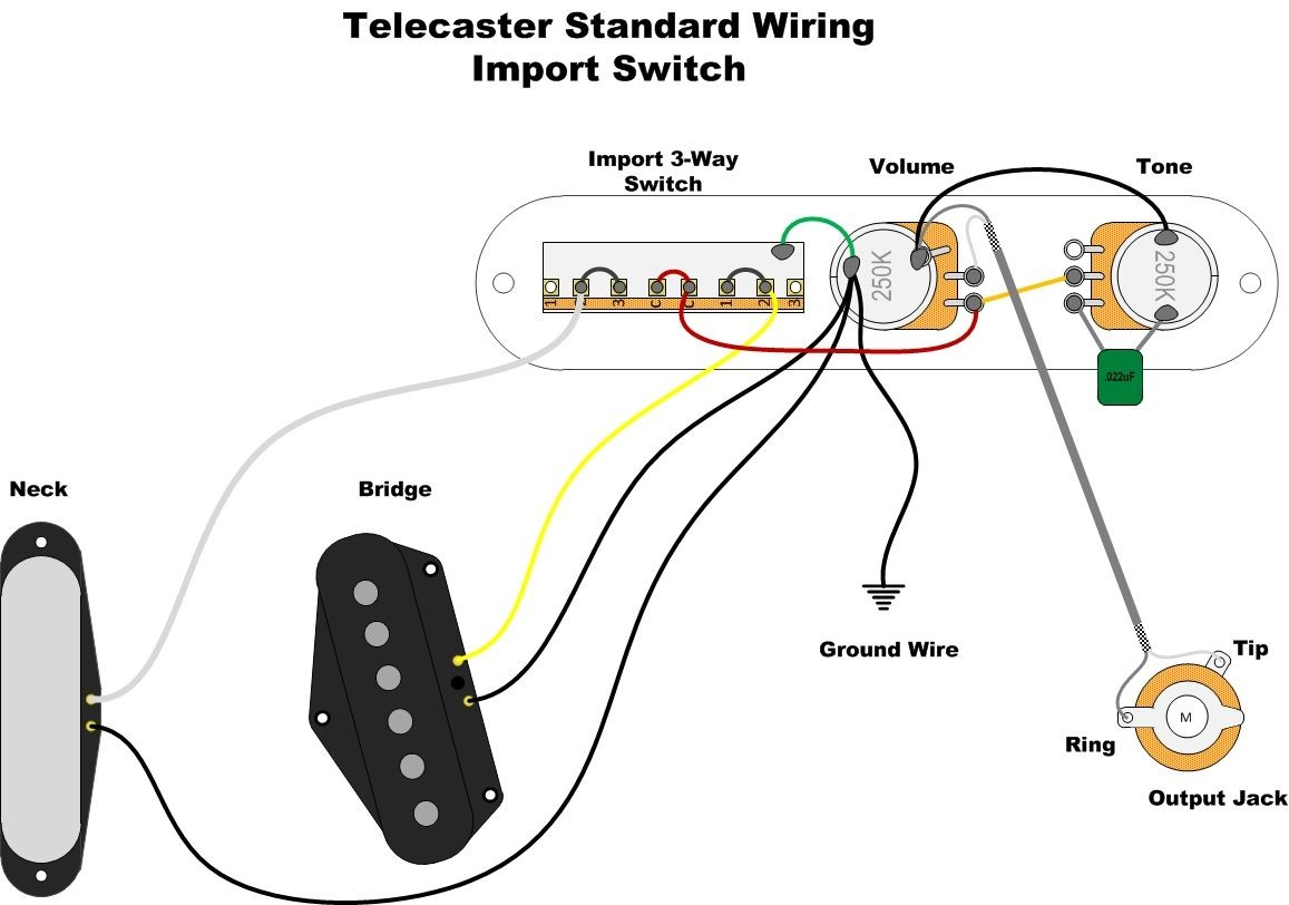 Explore other wiring possibilities to create different pickup selection opportunities at this site Nashville B Bender Tele Wiring Diagram