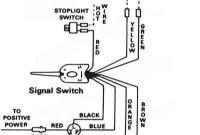 Universal Turn Signal Wiring Diagram Inspirational Universal Turn Signal Switching Diagram Statdig Power Window