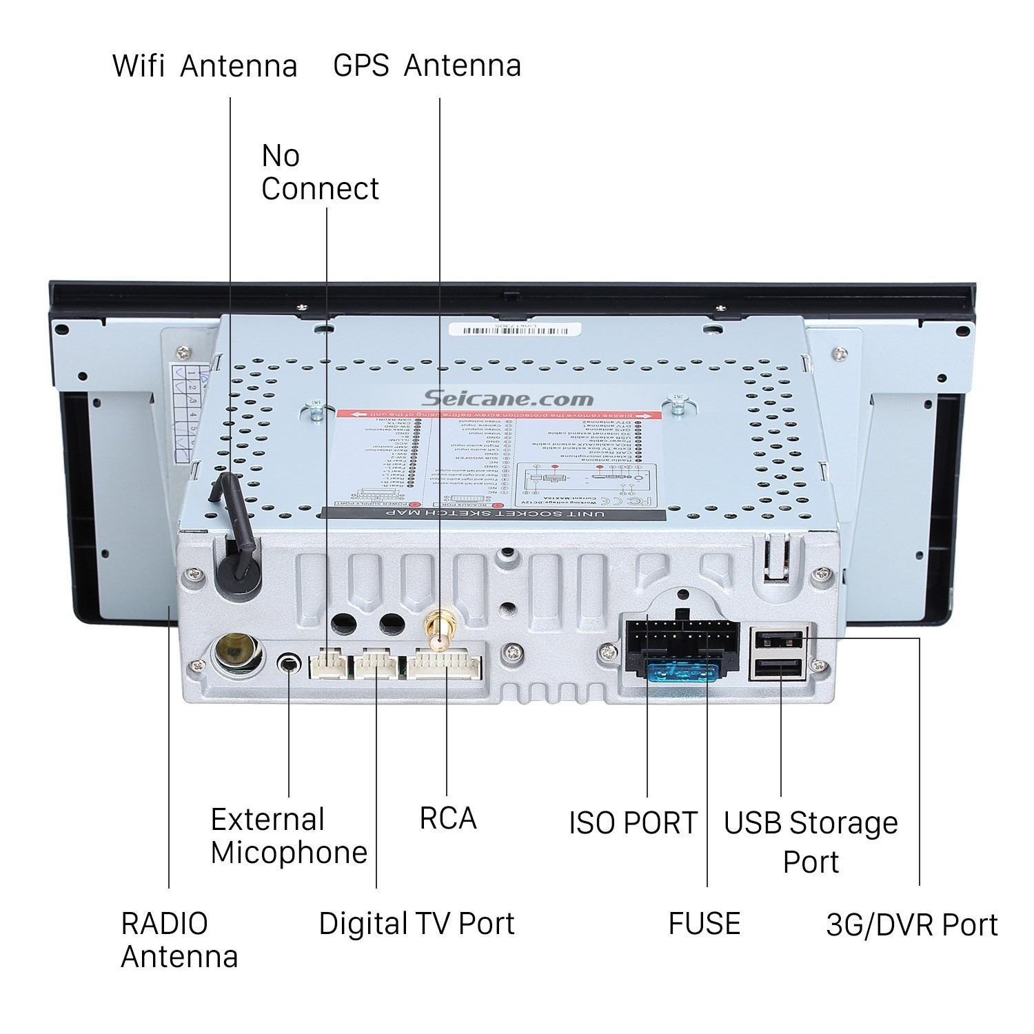 Amp Wiring Diagram Awesome Cheap All In e android 6 0 2000 2007 Bmw X5 E53