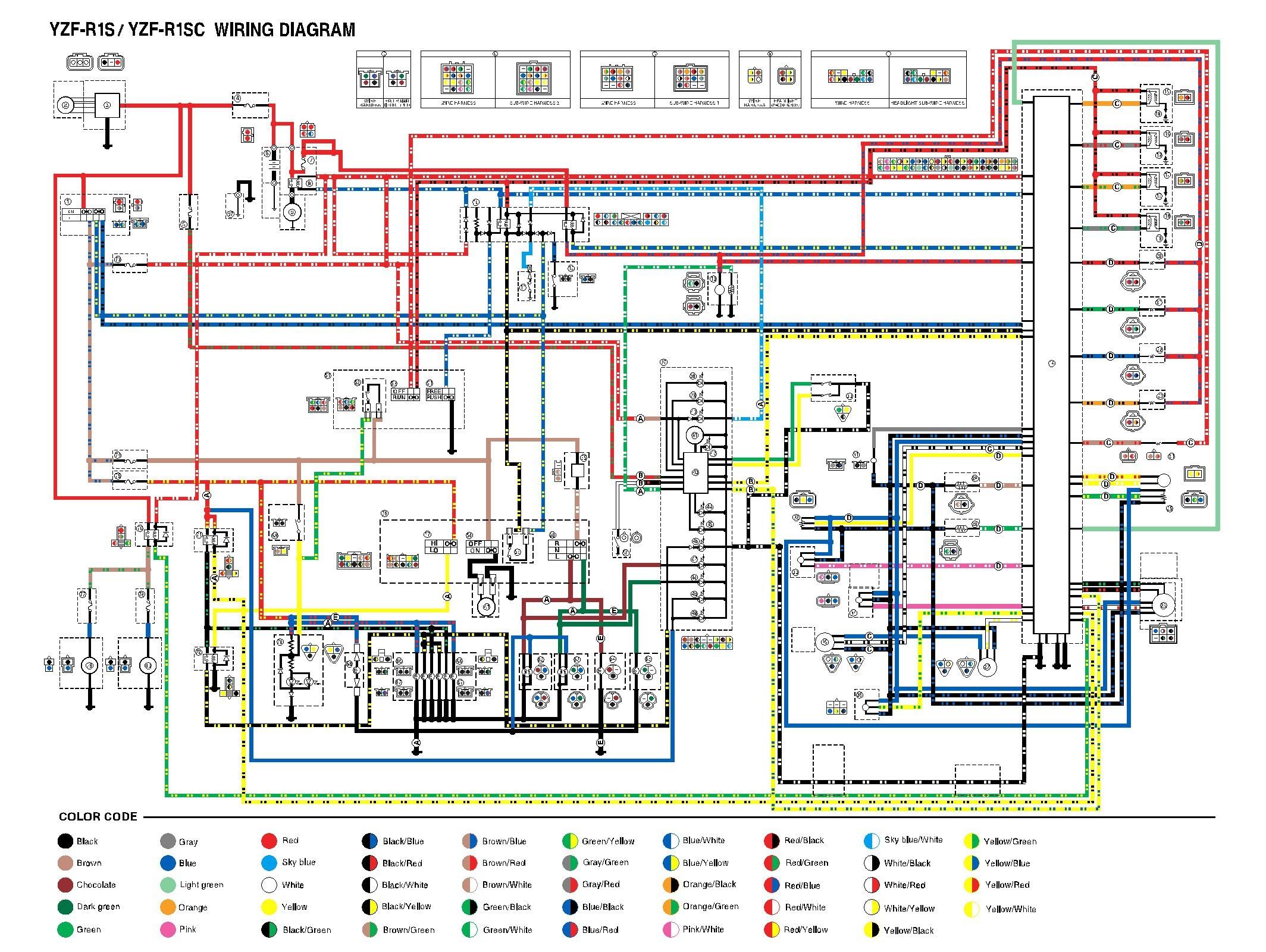 Car Electrical Wiring Eccu Wiring Harness Diagram For Nissan