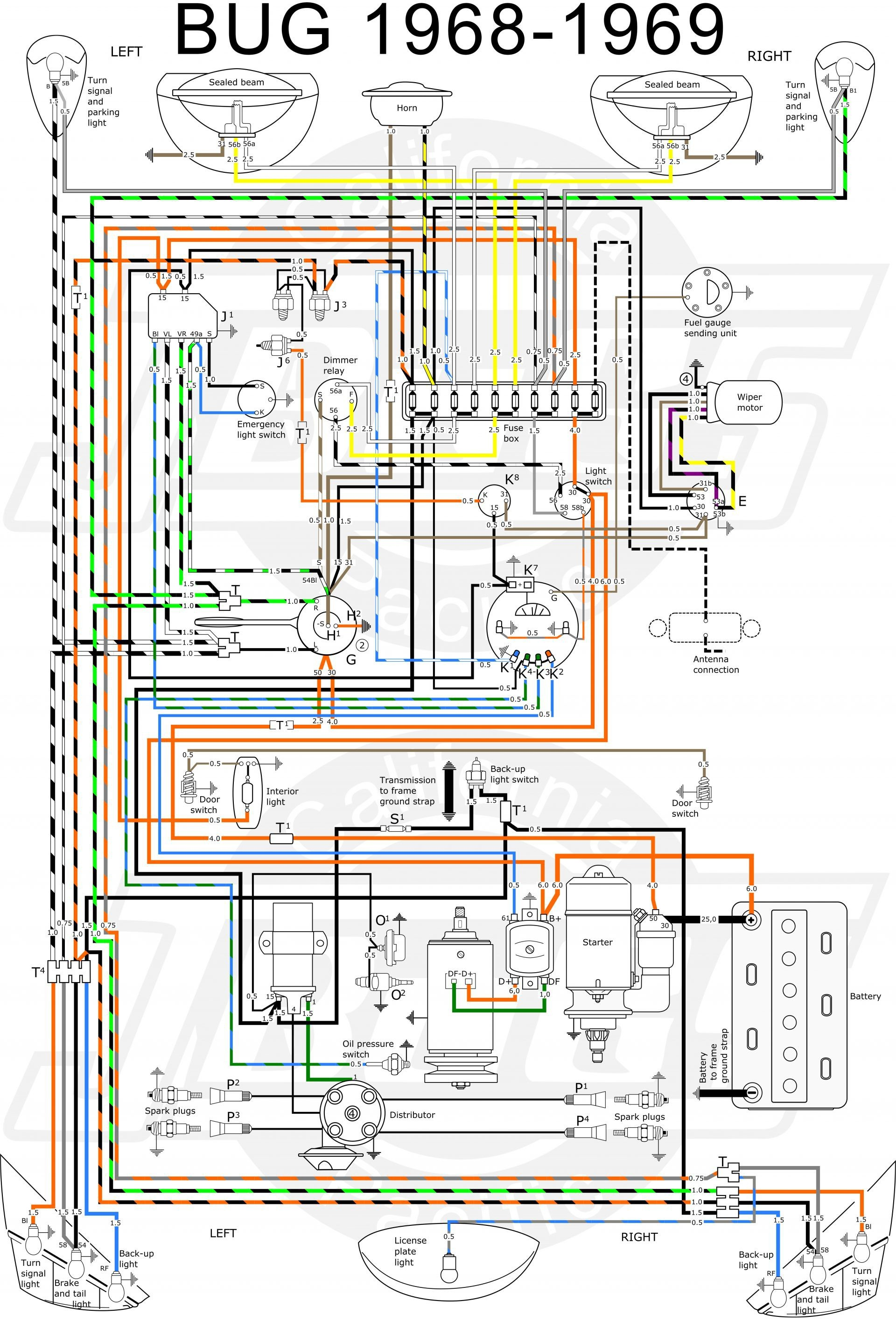 vw beetle starter wiring diagram wiring diagram image rh mainetreasurechest com