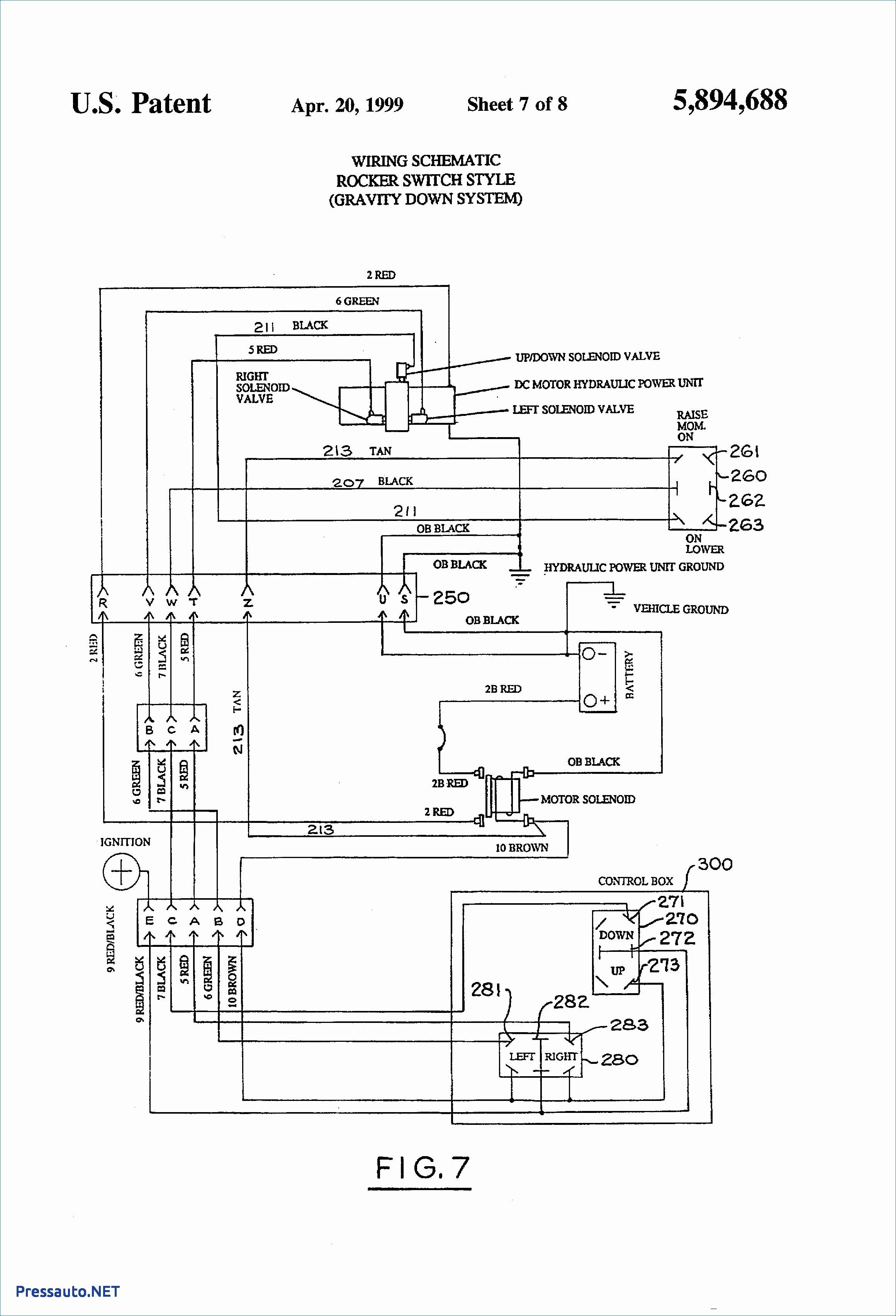 Western Plow Wiring Diagram New Western Unimount Wiring Diagram New Western Light Wiring Unimount