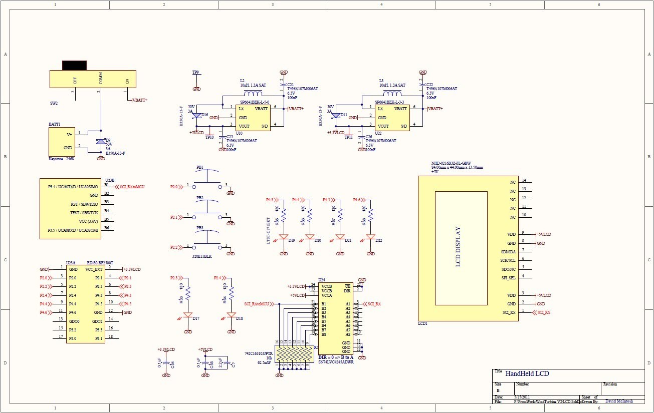 Diy Wind Power Charge Controller Home Design Turbine Wiring Diagrams Lcds Are Hogust Be Turned Off When There Is User Inactivity For Sufficient Microcontroller Based Solar Circuit Diagram