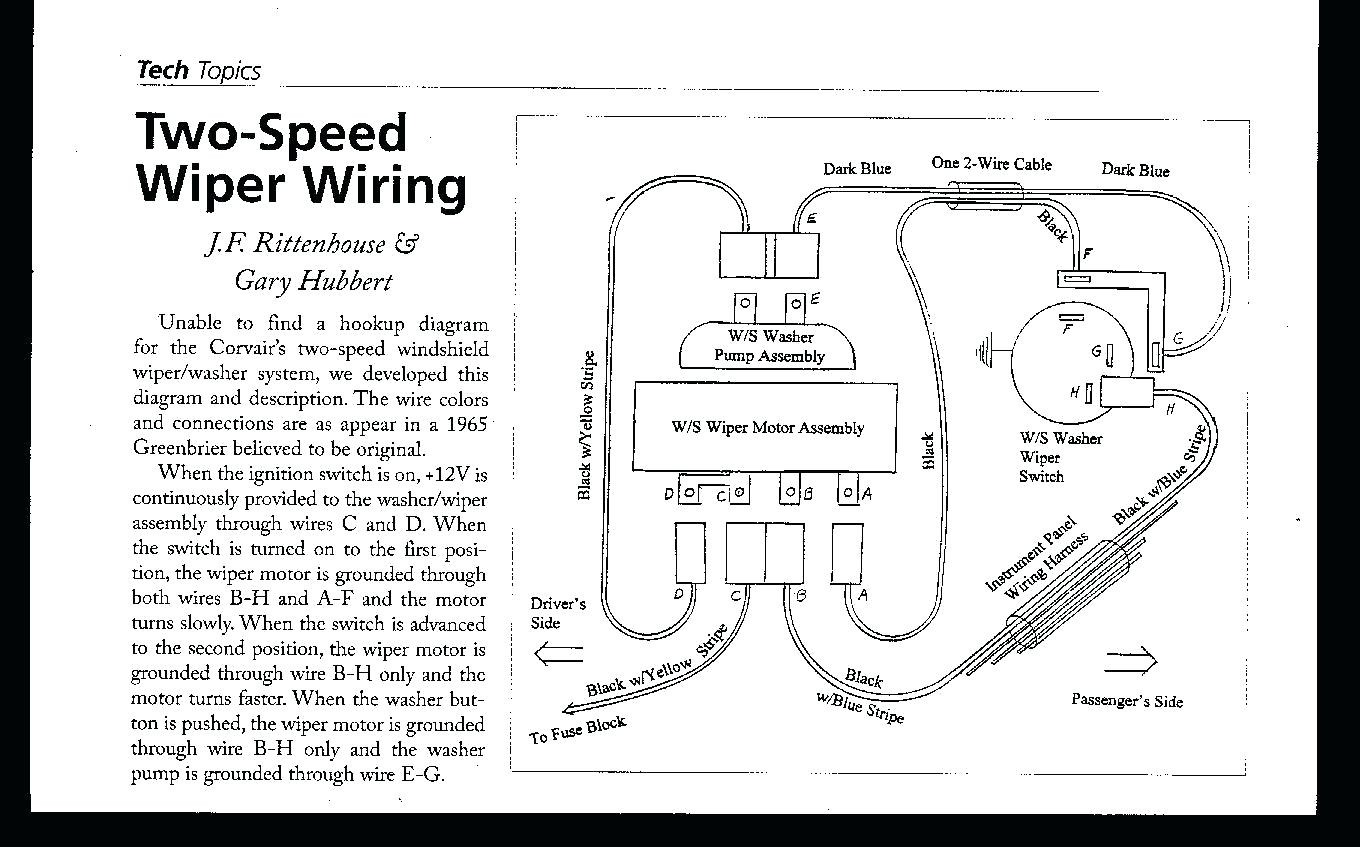 Full Size of Windscreen Wiper Motor Wiring Diagram I Have A W 6 Engine Just Purchased Used