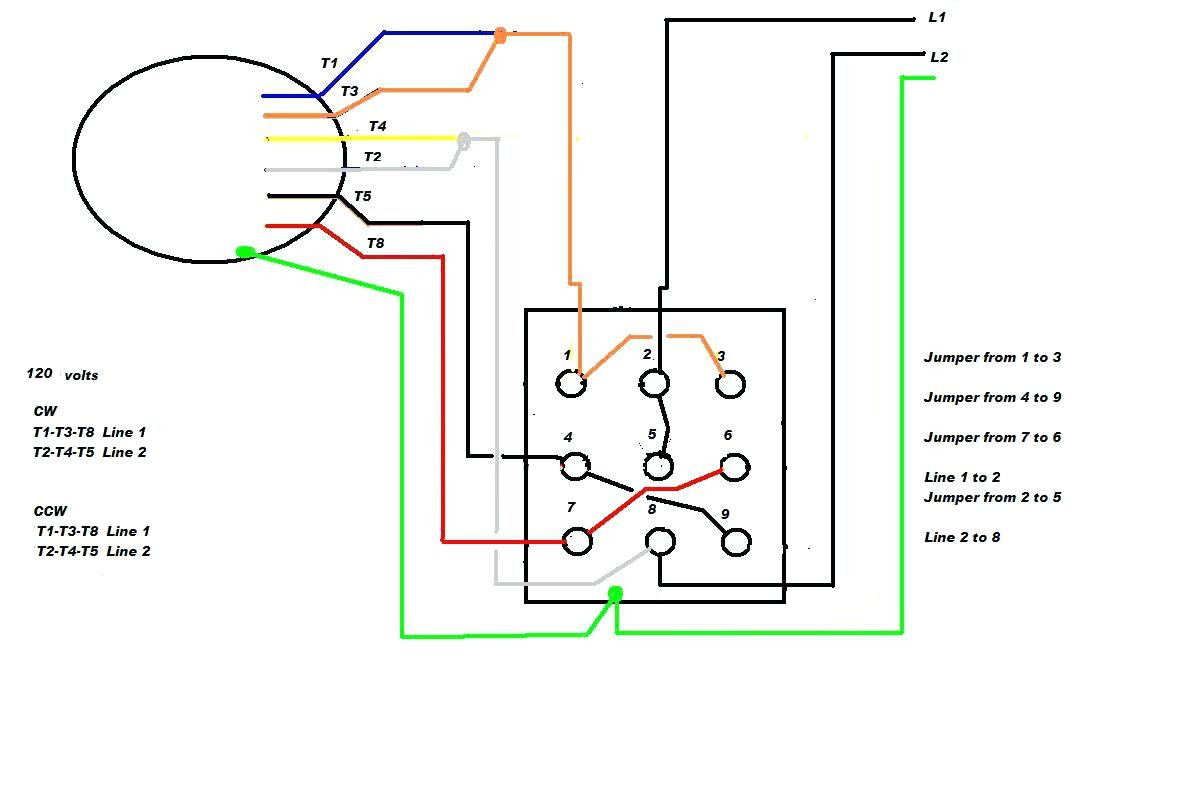 Full Size of Single Phase Motor Starter Wiring Diagram To New Asynchronous 230v Diagrams Archived