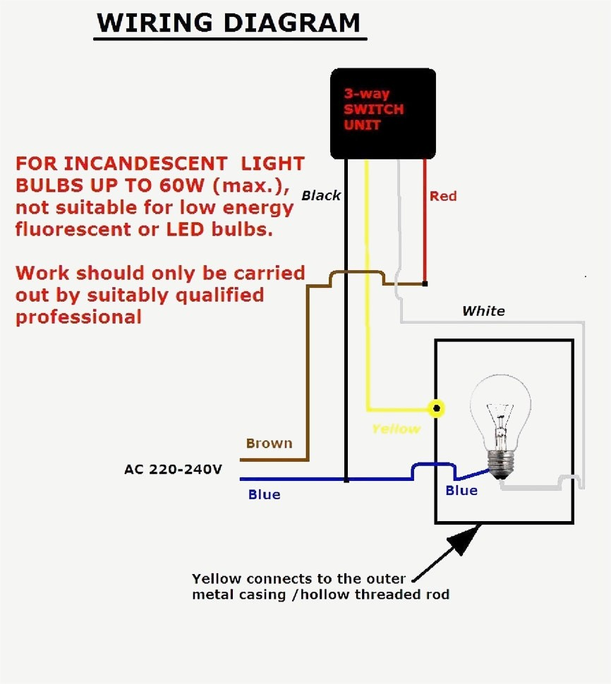 Wiring Diagram for 3way Switch Awesome | Wiring Diagram Image