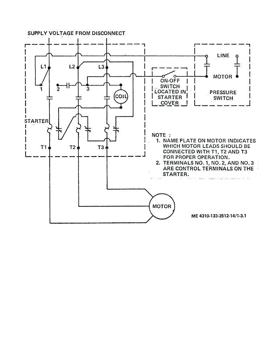 Air pressor Capacitor Wiring Diagram Air Conditioner pressor