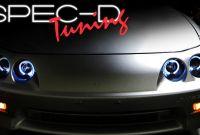Wiring Spyder Headlights Luxury Specdtuning Installation Video 1994 2001 Acura Integra Halo
