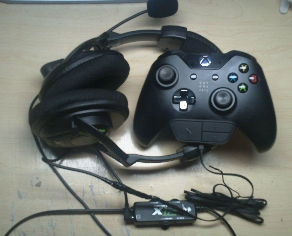 Xbox One Headset Wiring Diagram Image 360 Via Instructables