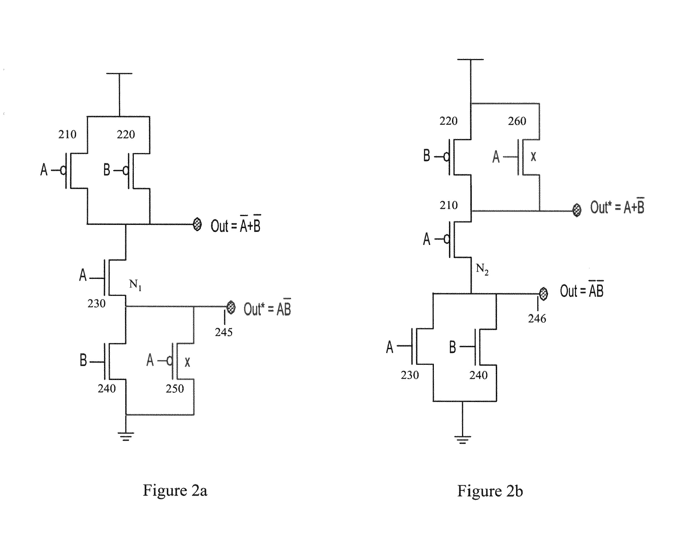 Patent Us Multiple Output Transistor Logic Circuit Drawing ponent distributors x5r capacitor high