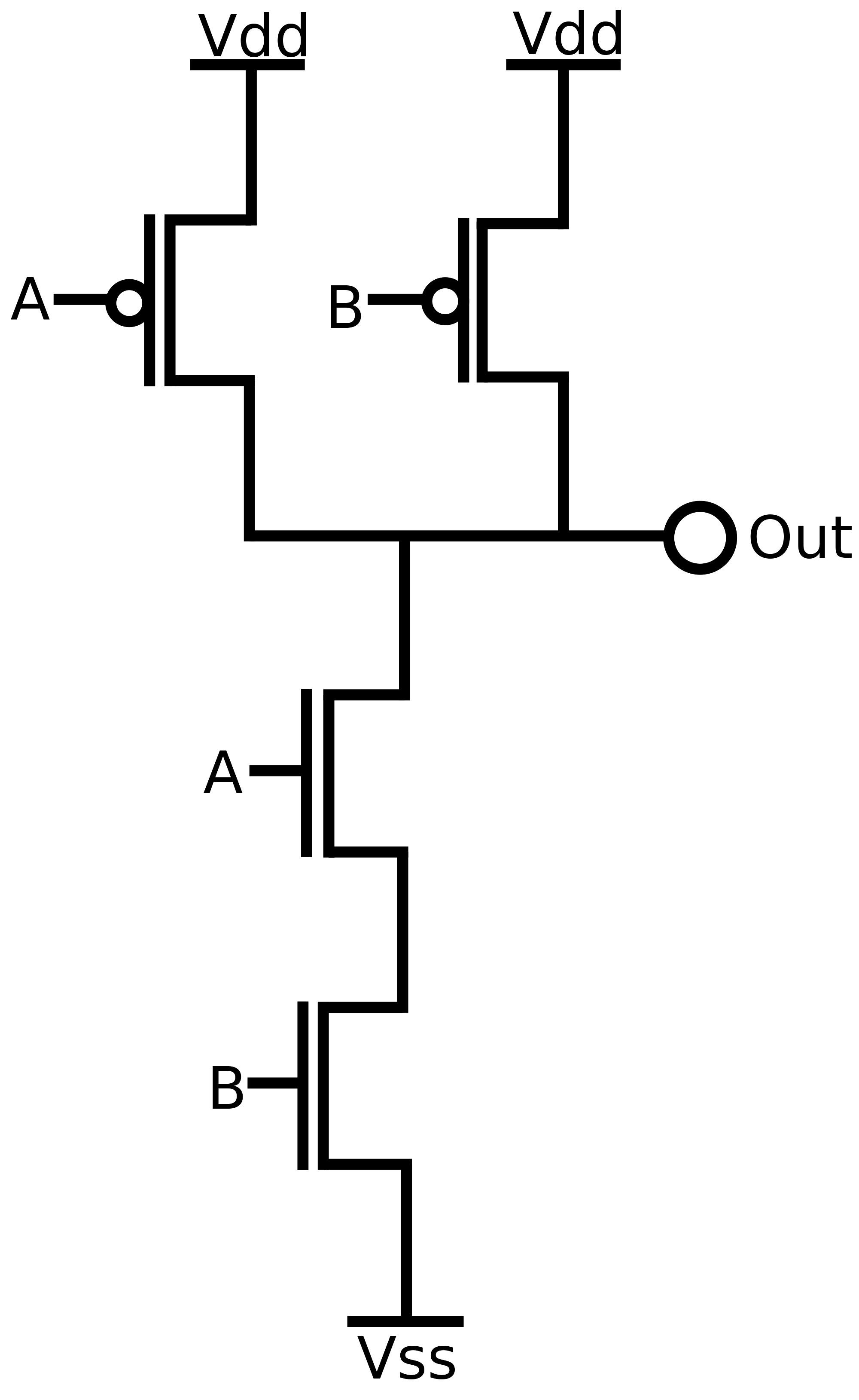 ponent Logic Gate Circuit Diagram Xor Dynamic Digital Electronics Pdf 2000px Cmos