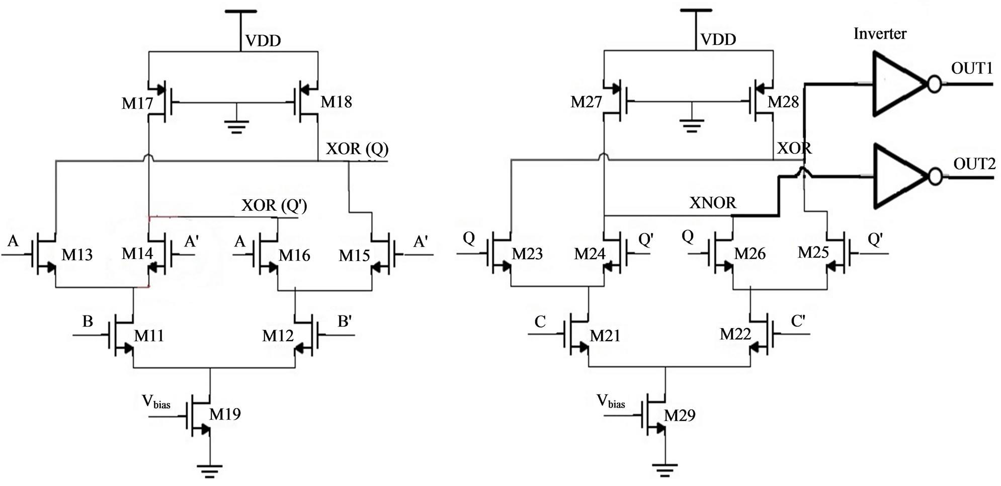 Xor Gate Circuit Diagram Wiring Diagram Image