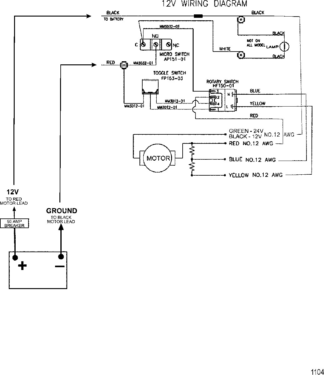 motorguide wiring diagram 1994 12 24 trolling motor wiring diagram rh saveto co seachoice wiring diagram Light Switch Wiring Diagram