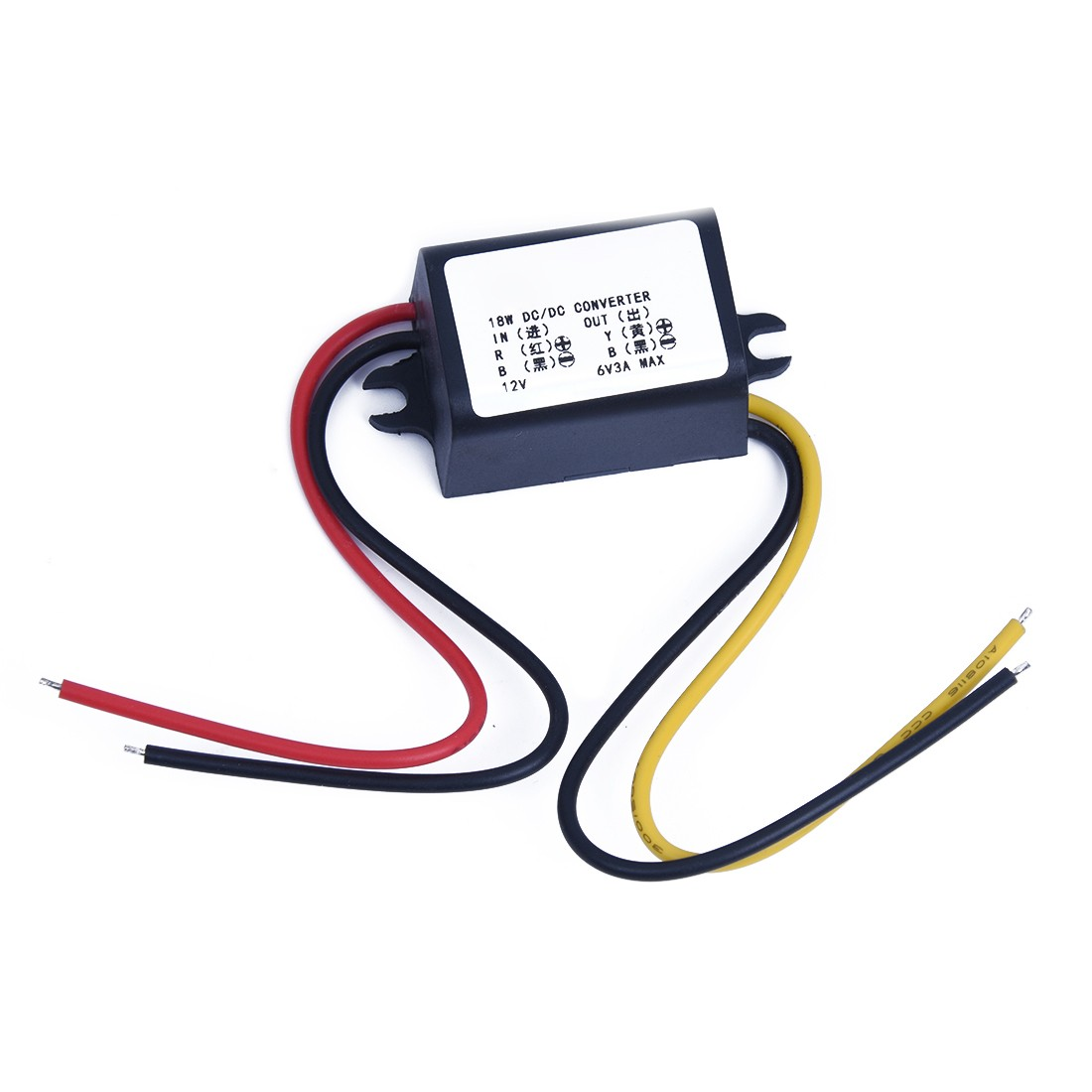 12V to 6V DC DC Buck Converter Step Down Module Power Supply Voltage Regulator in Voltage Regulators Stabilizers from Home Improvement on Aliexpress