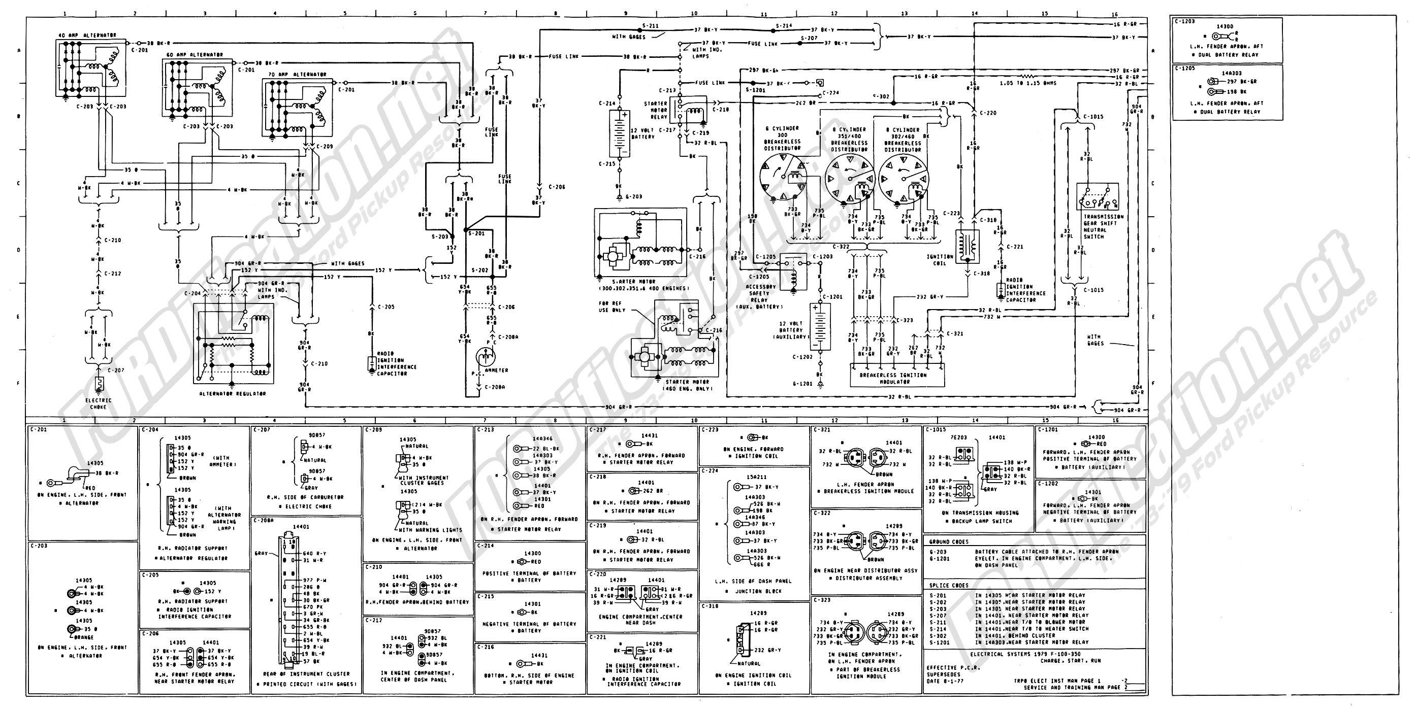 1985 chevy c10 alternator diagram