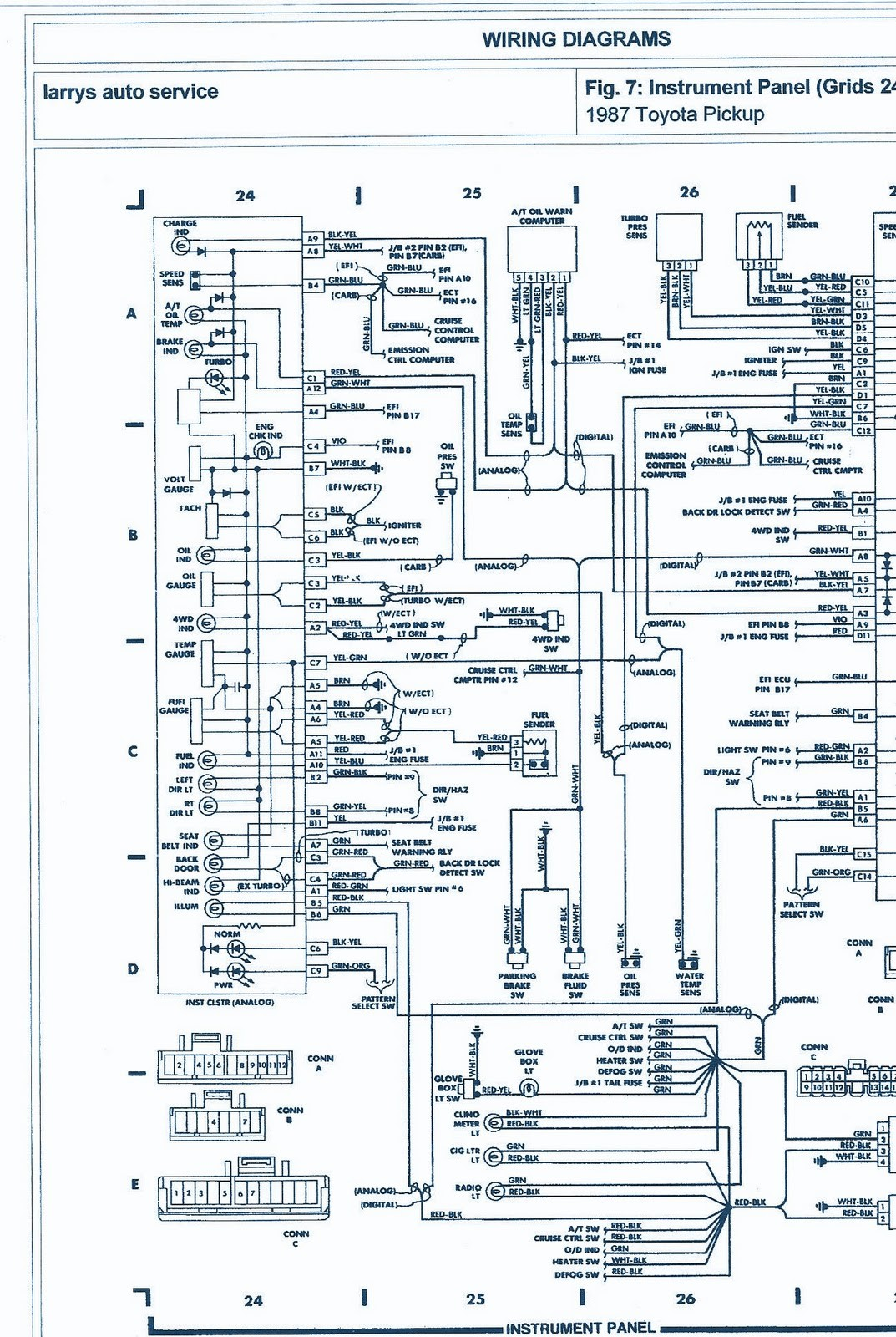 2004 Isuzu Fuse Diagram Wiring Schematic Library Axiom Box