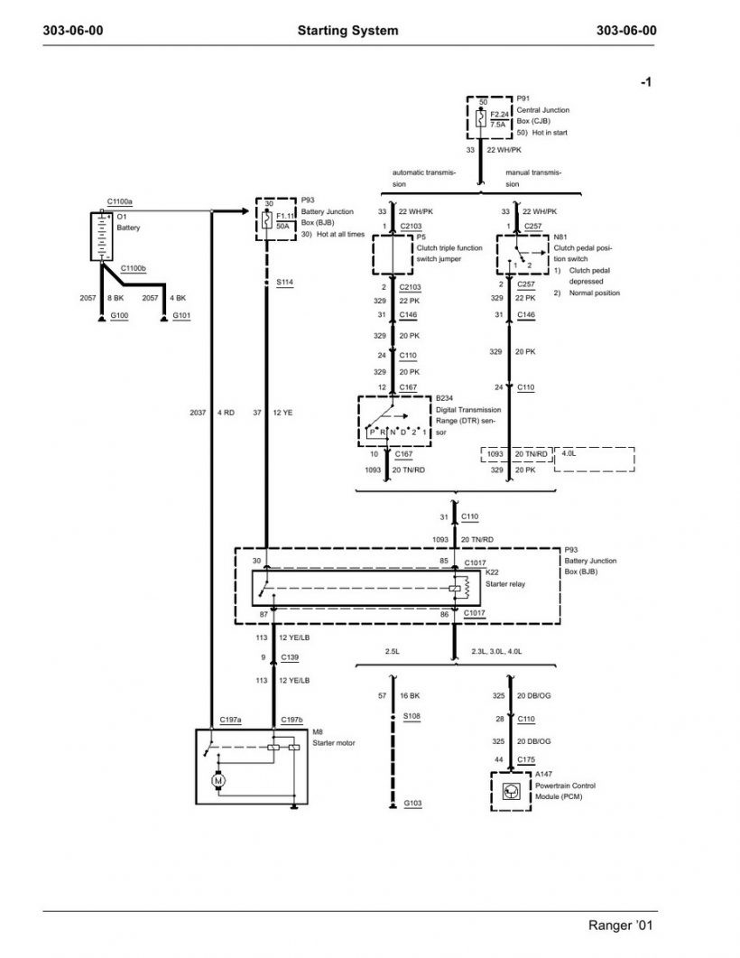 1988 ford f150 solenoid wiring diagram  u2022 wiring diagram
