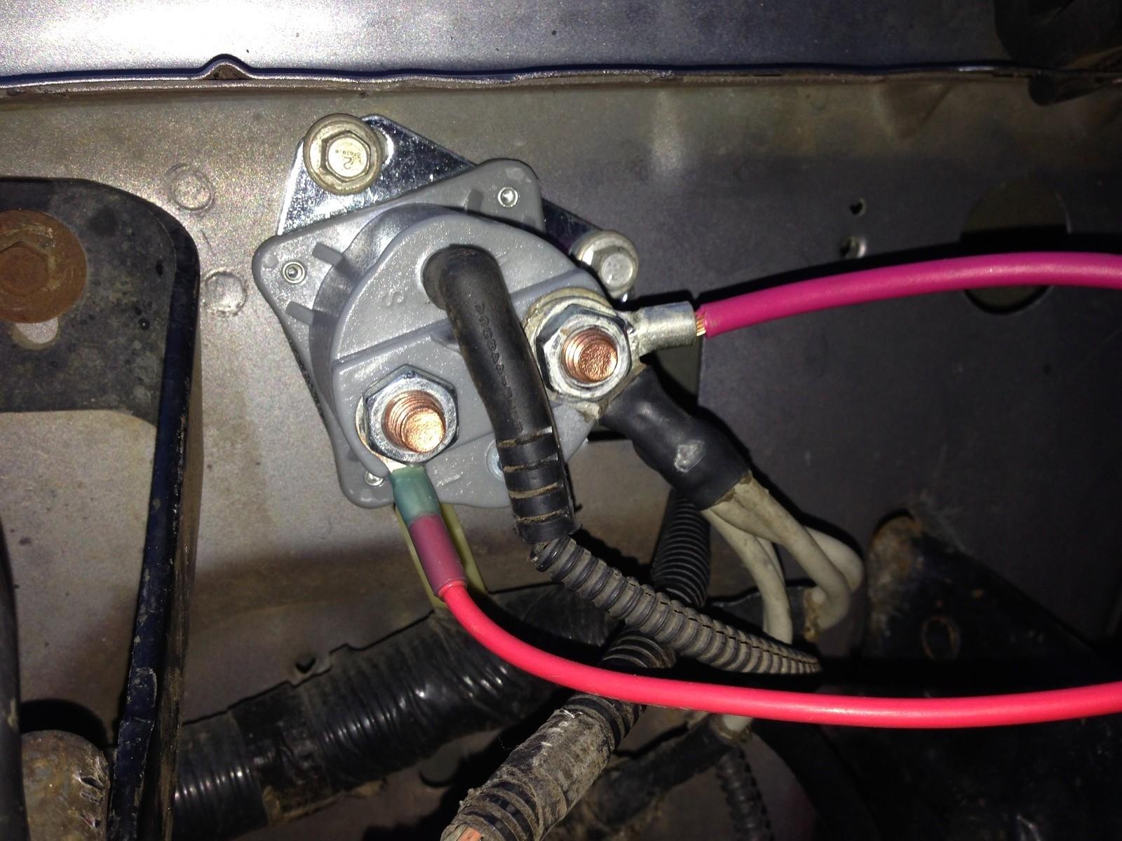 2001 ford f 150 starter solenoid wiring wiring diagram rh c49 mikroflex de