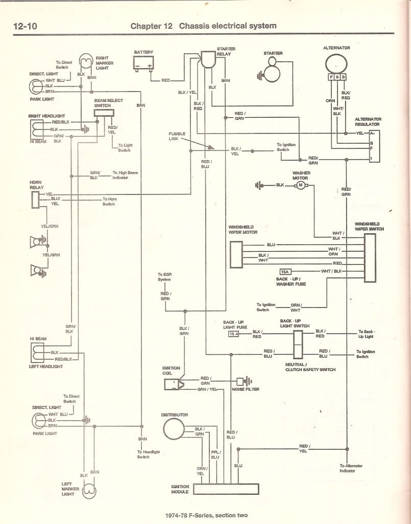 Chevy Truck Starter Wiring Diagram For 79 Diagram Base
