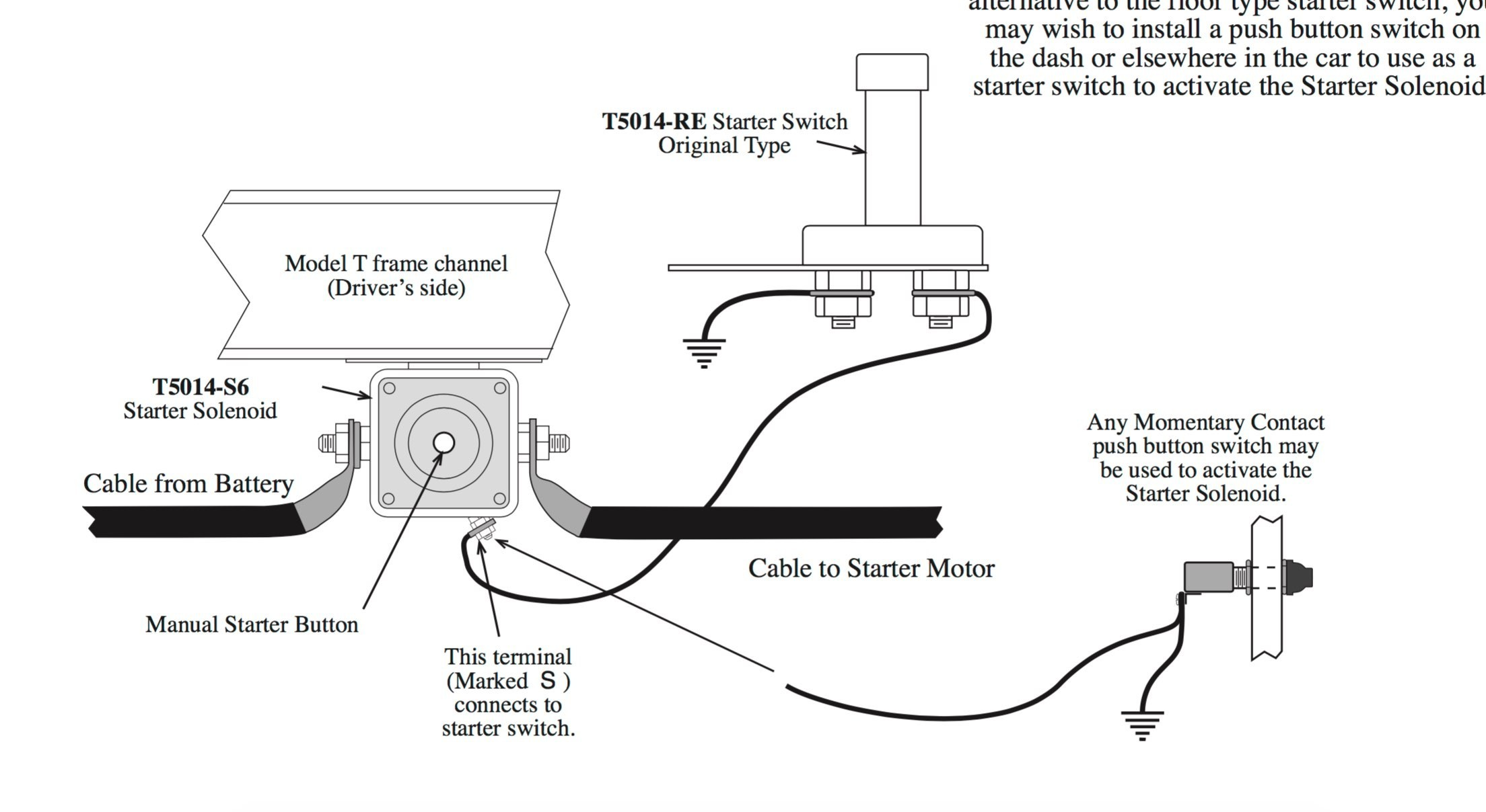 Boat Starter Solenoid Wiring Diagram Guide And Troubleshooting Of 12 Volt Gm Marine Todays Rh 13 7 1813weddingbarn Com