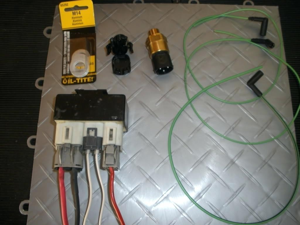 2 Speed Attic Fan Switch