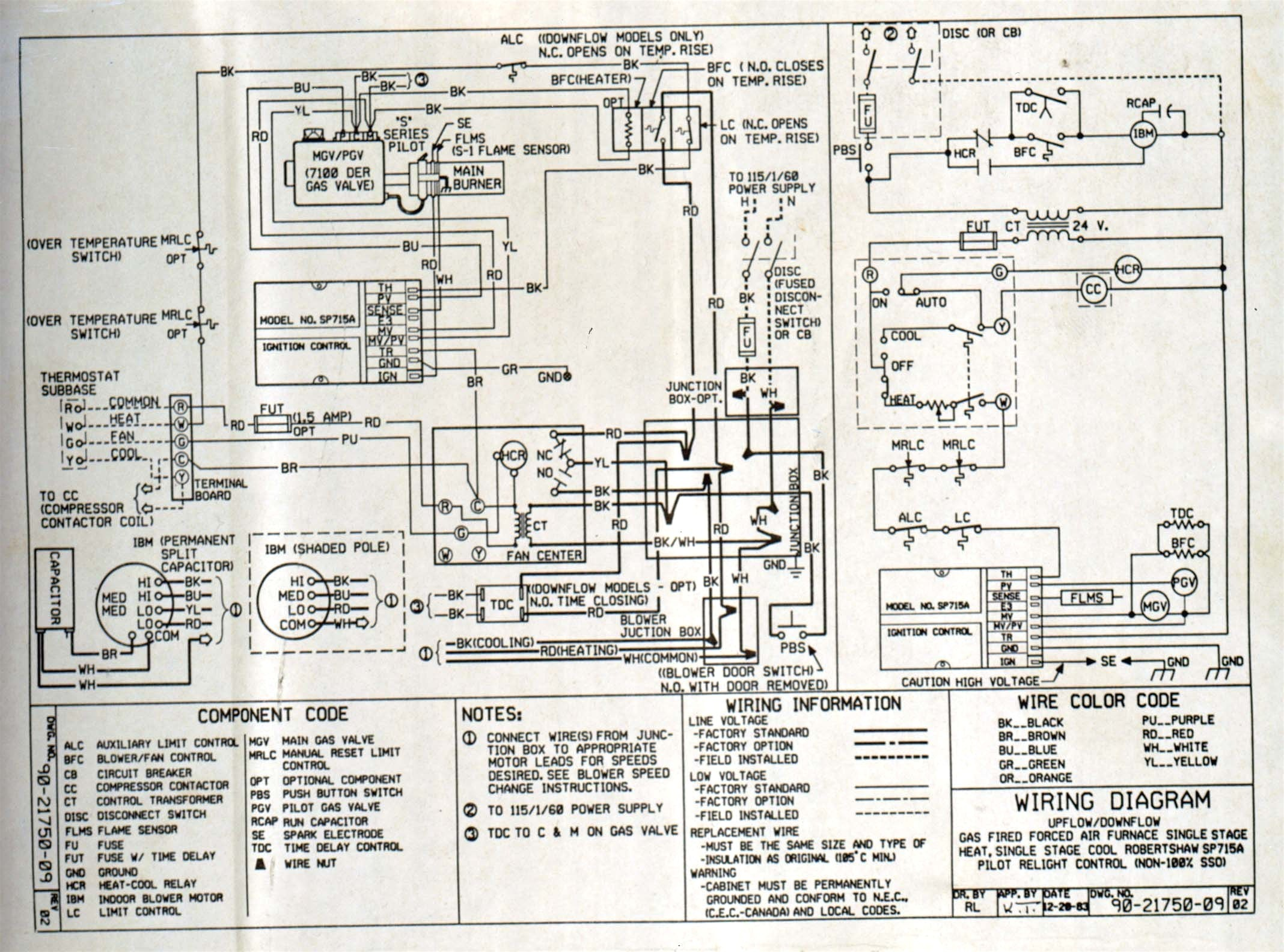 2 Wire thermostat Wiring Diagram Heat Only Inspirational | Wiring ...