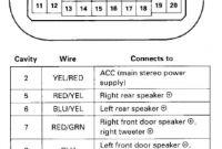 2000 Honda Accord Radio Wiring Diagram New 2000 Honda Accord Radio Wiring Diagram Dolgular Unusual Stereo