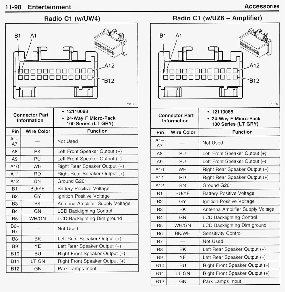 2000 Pontiac Sunfire Fuse Diagram Starting Know About Wiring Diagram \u2022  1997 Pontiac Grand Prix Radio Wiring Diagram 2000 Pontiac Sunfire Radio  Wiring ...