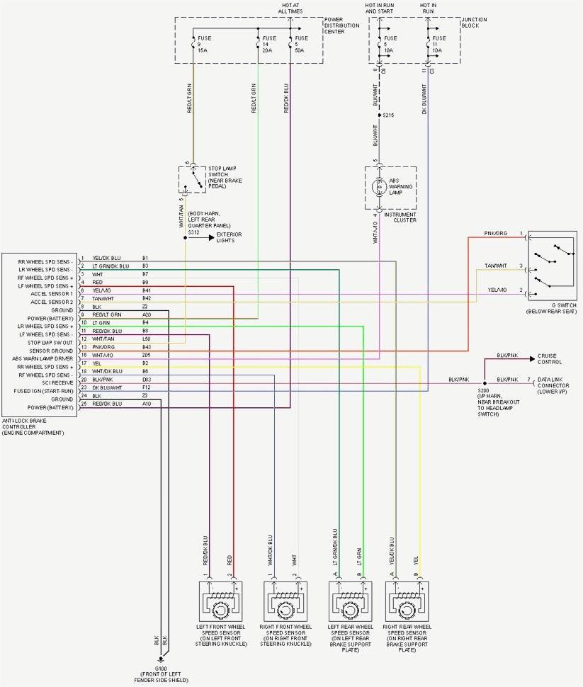 Radio Wiring Diagram For A 2001 Dodge Ram 1500 1998 Dodge Ram 1500 Radio Wiring