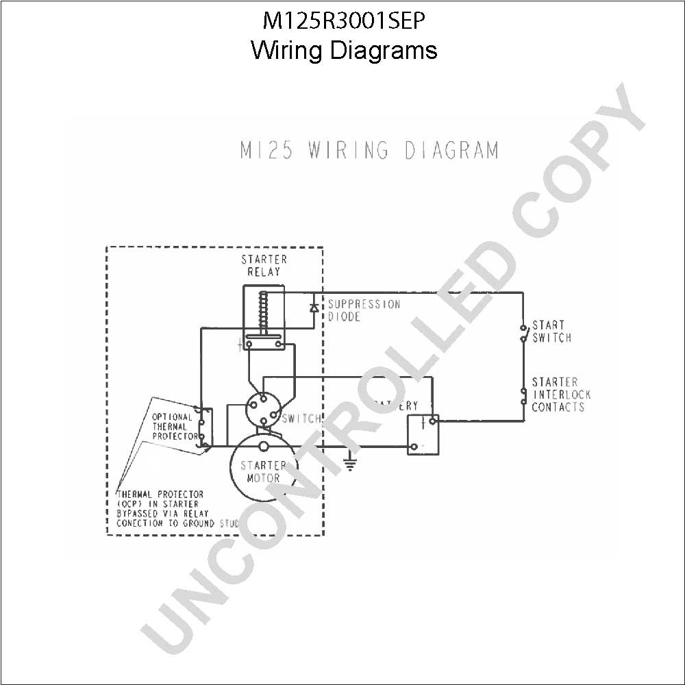 24 volt delco alternator wiring diagram