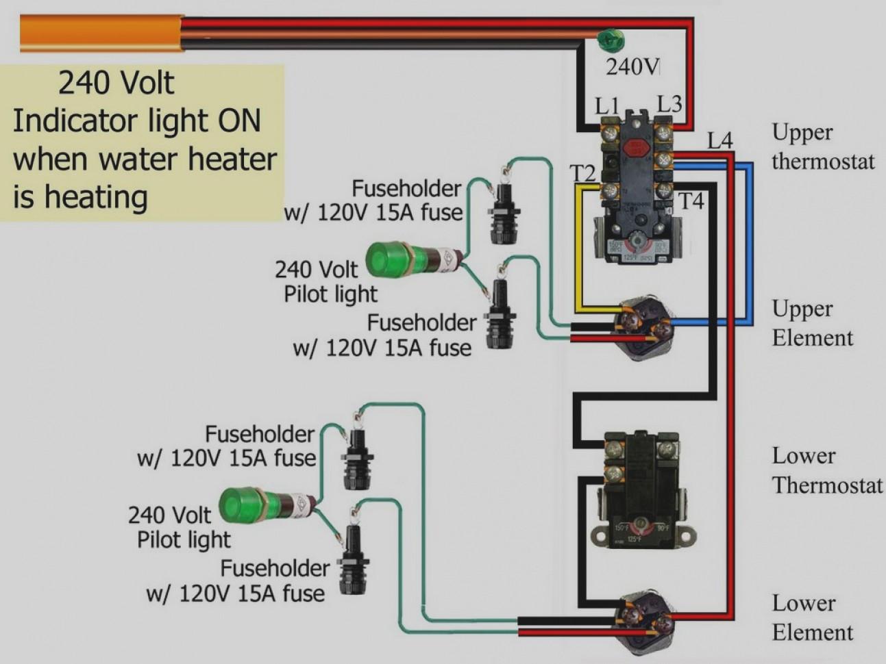 240 Volt Heater Wiring Diagram Unique | Wiring Diagram Image
