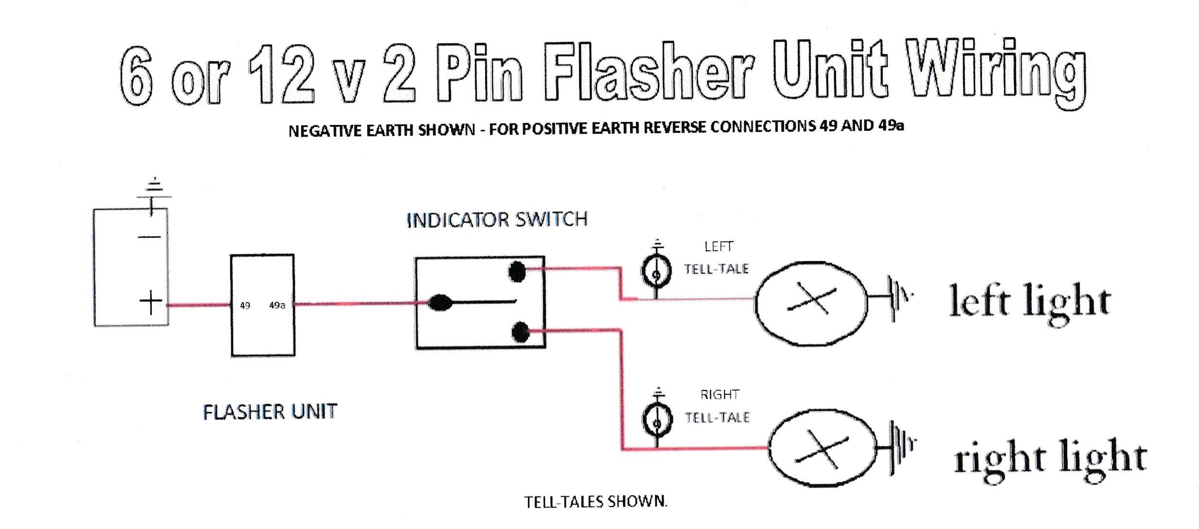 8 Pin Relay Wiring Diagram Inspirational 2 Pin Flasher Relay Wiring Diagram Wiring Diagram