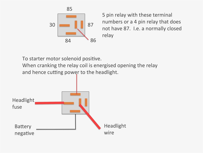 5 Pin Relay Oscillator Wiring Diagram Diy Wiring Diagrams \u2022 5 Pin  Trailer Wiring Diagram Wiring Diagram 5 Pin Relay With Diode