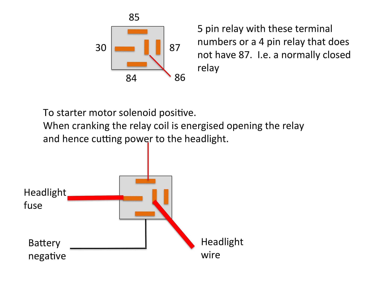 4 Pin Relay Wiring Diagram Best Cute Standard Relay Wiring Diagram S Electrical and Wiring