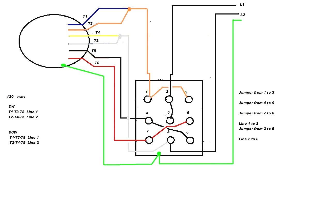 WRG-8579] 4 Wire Ac Motor Wiring on