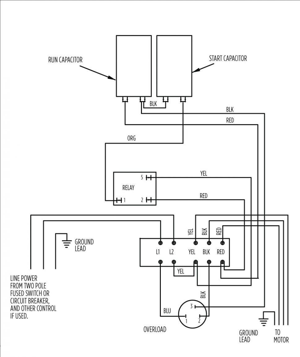 Wiring Pool Pump Motor L1 L2 Electrical Diagrams Hayward 220v Diagram Led