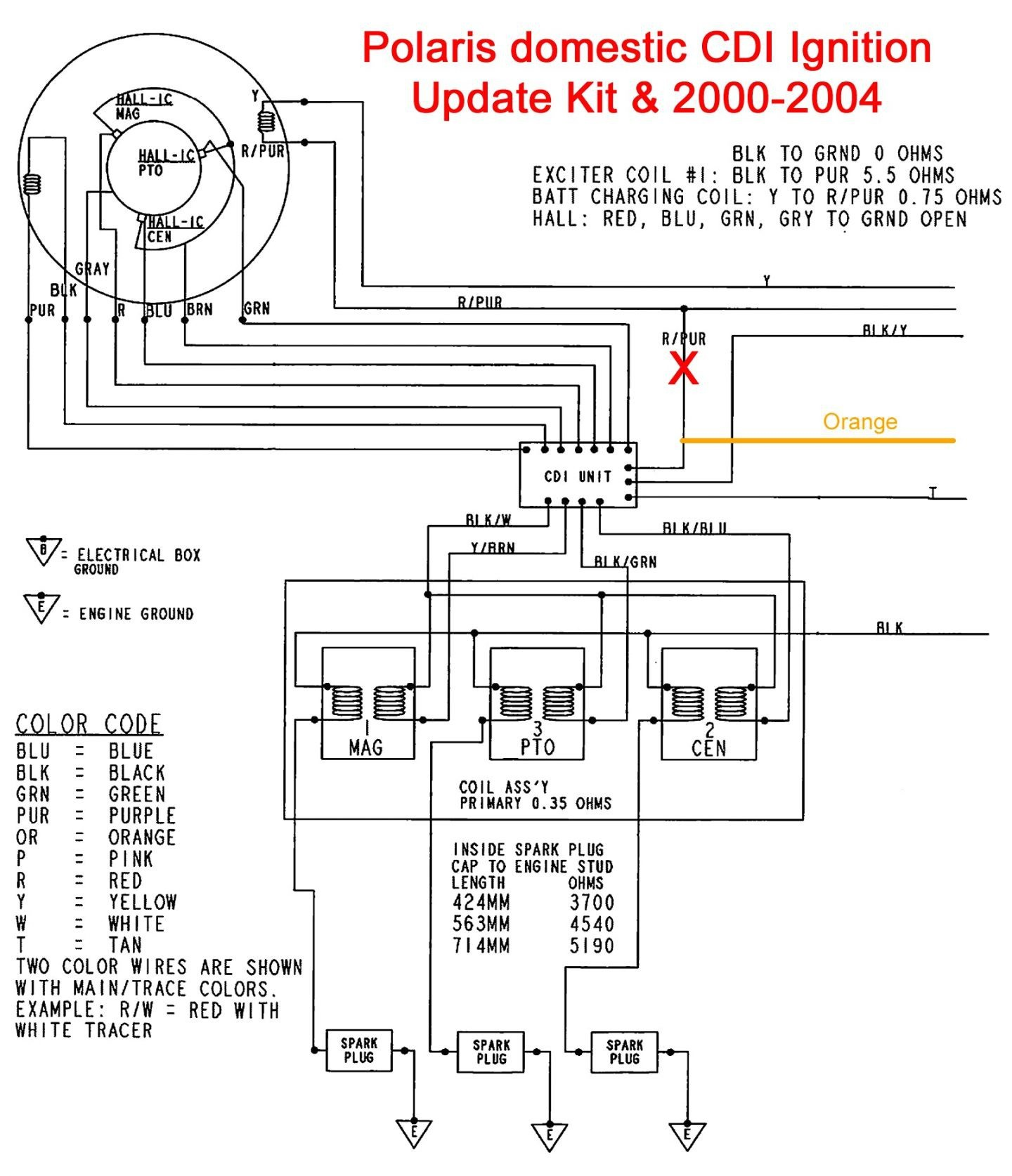 5 Pin Cdi Wiring Diagram Awesome fortable 6 Wire Cdi Box Diagram S Electrical Circuit