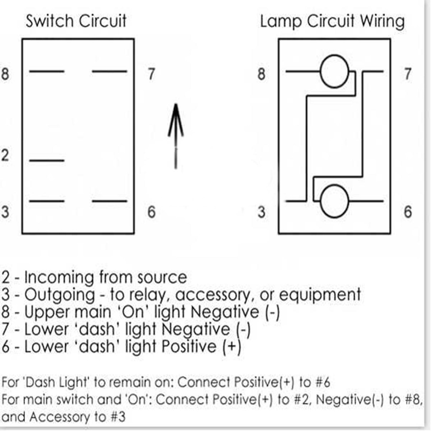 5 Pin Relay Wiring Diagram Driving Lights Image Switch 12v Elegant Simple Forwardreverse Motor Control Question Electrical