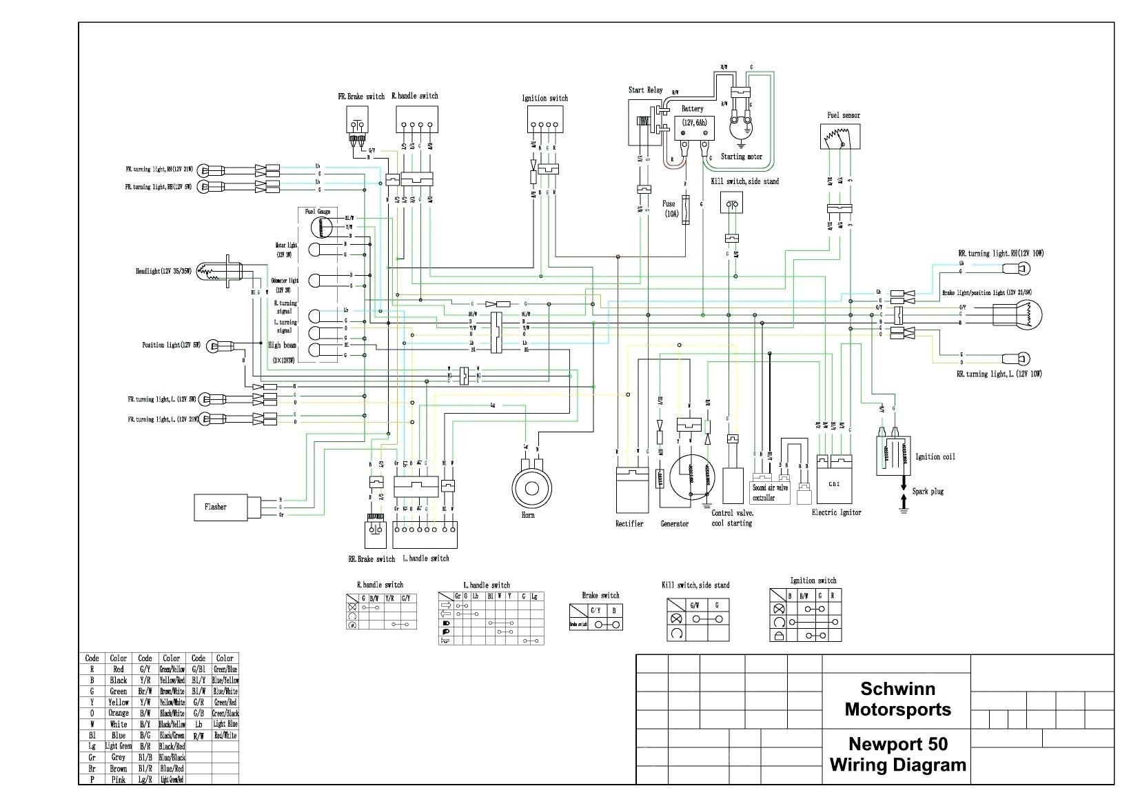 Taotao Electric Scooter Wiring Diagram Libraries Pocket Bike 110cc Mini Chopper Hecho Tao Simple Diagramskymco 50cc Diagrams Img