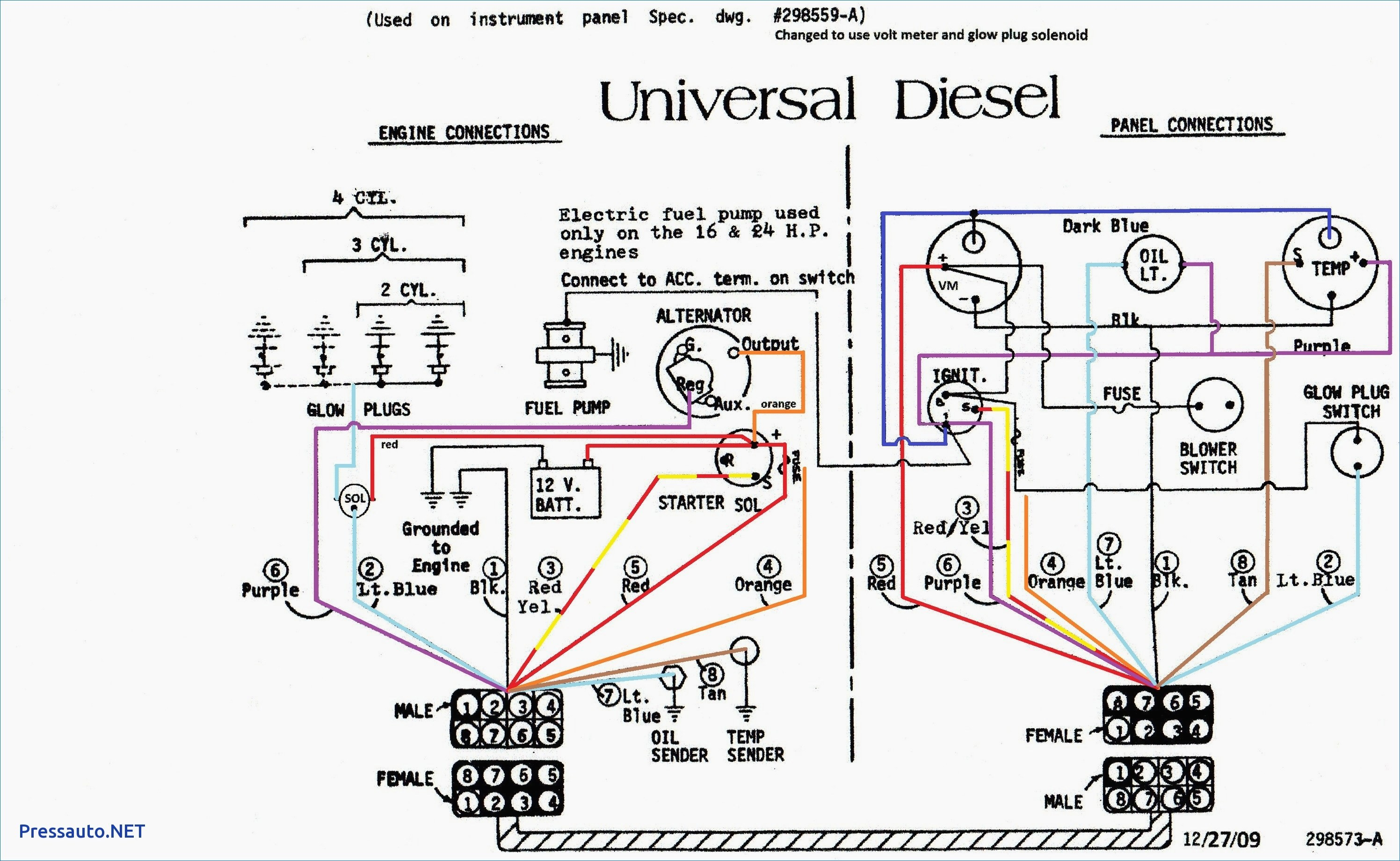 7 Blade Wiring Diagram Unique | Wiring Diagram Image