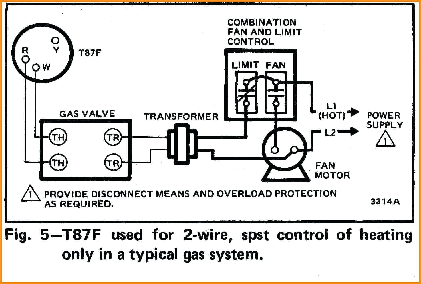 7 Wire Thermostat Wiring Diagram Elegant Image Honeywell Th5220d1003 For Guide Th8320u1008