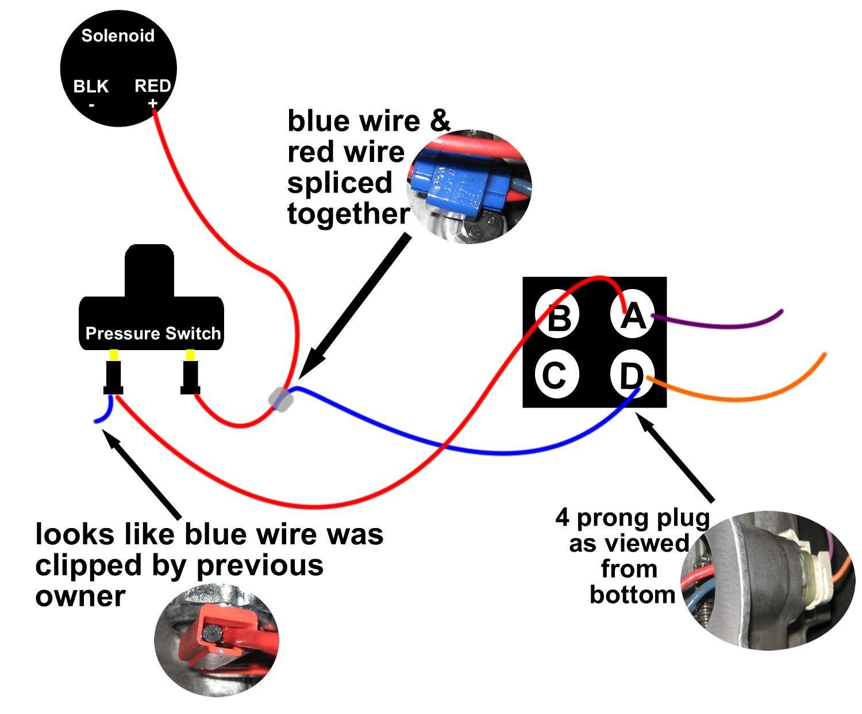 700r4 TCC lockup wiring