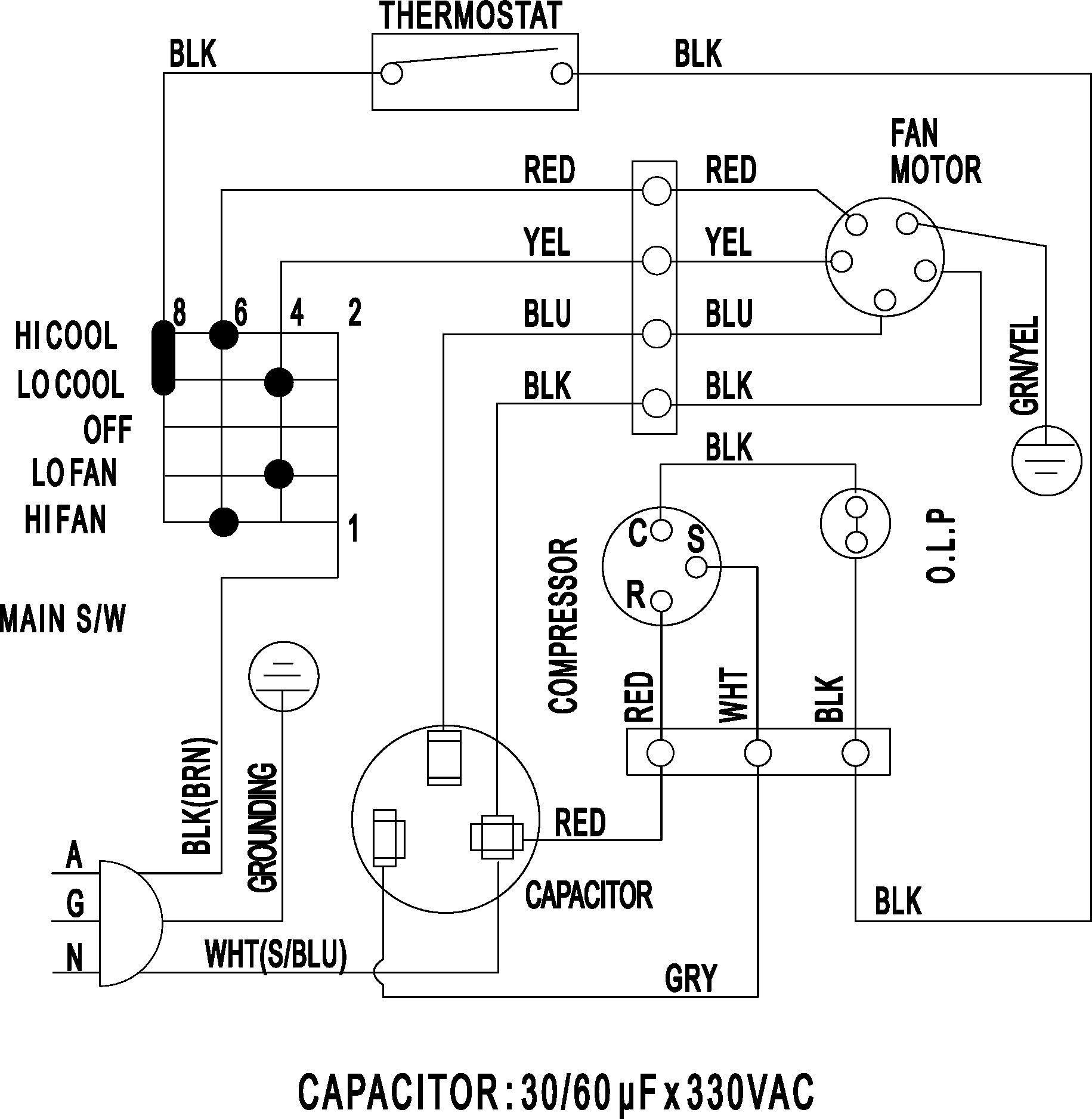 wiring aac condensing unit car fuse box wiring diagram u2022 rh smjockey co ac unit wiring